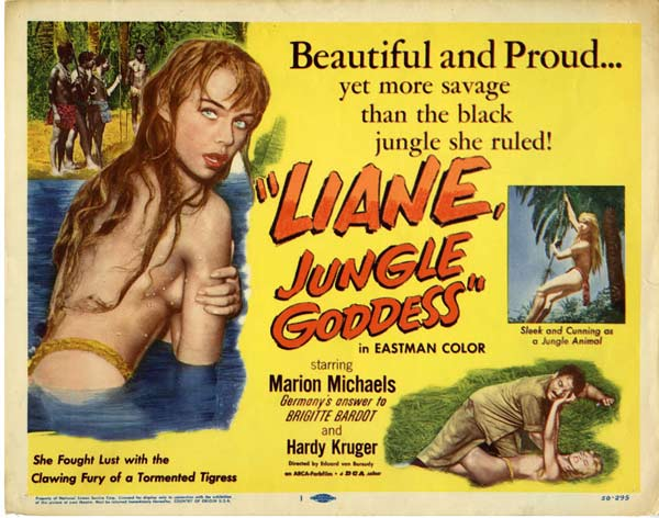 liane jungle goddess